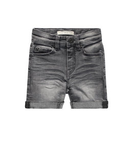 Your Wishes Your Wishes Denim Shorts Grey