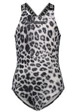 Super Rebel SuperRebel Bathing Suit Leopard Grey