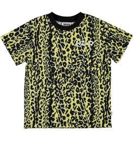 Molo Molo T-shirt Rame Shadow Leopard