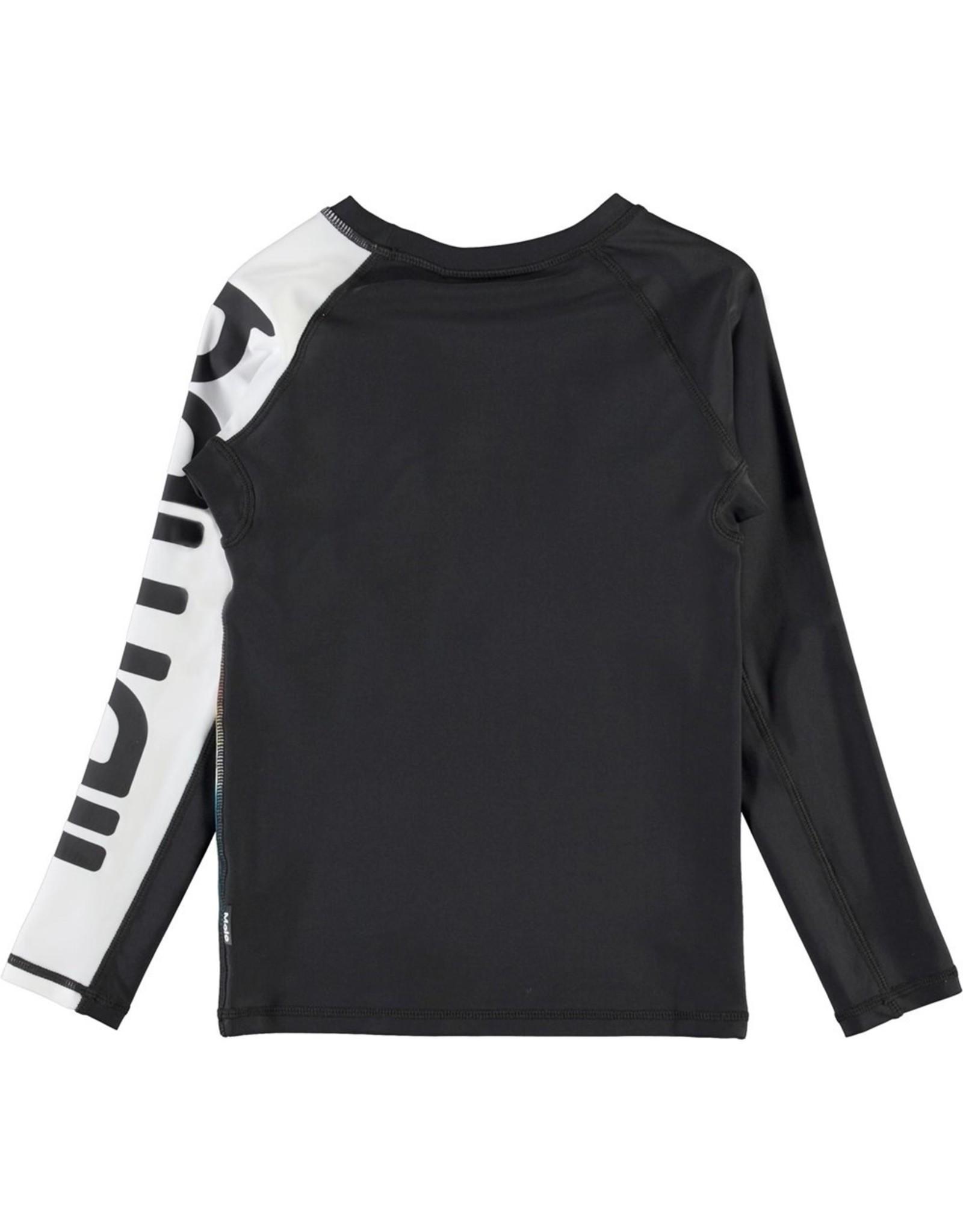 Molo Molo T-shirt Neptune LS Block Waves