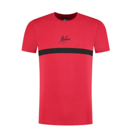 Malelions Malelions Junior T-shirt Tonny Red/Black