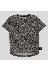 By Xavi By Xavi T-shirt Little Zebra Light