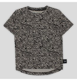 By Xavi By Xavi T-shirt Little Zebra Light
