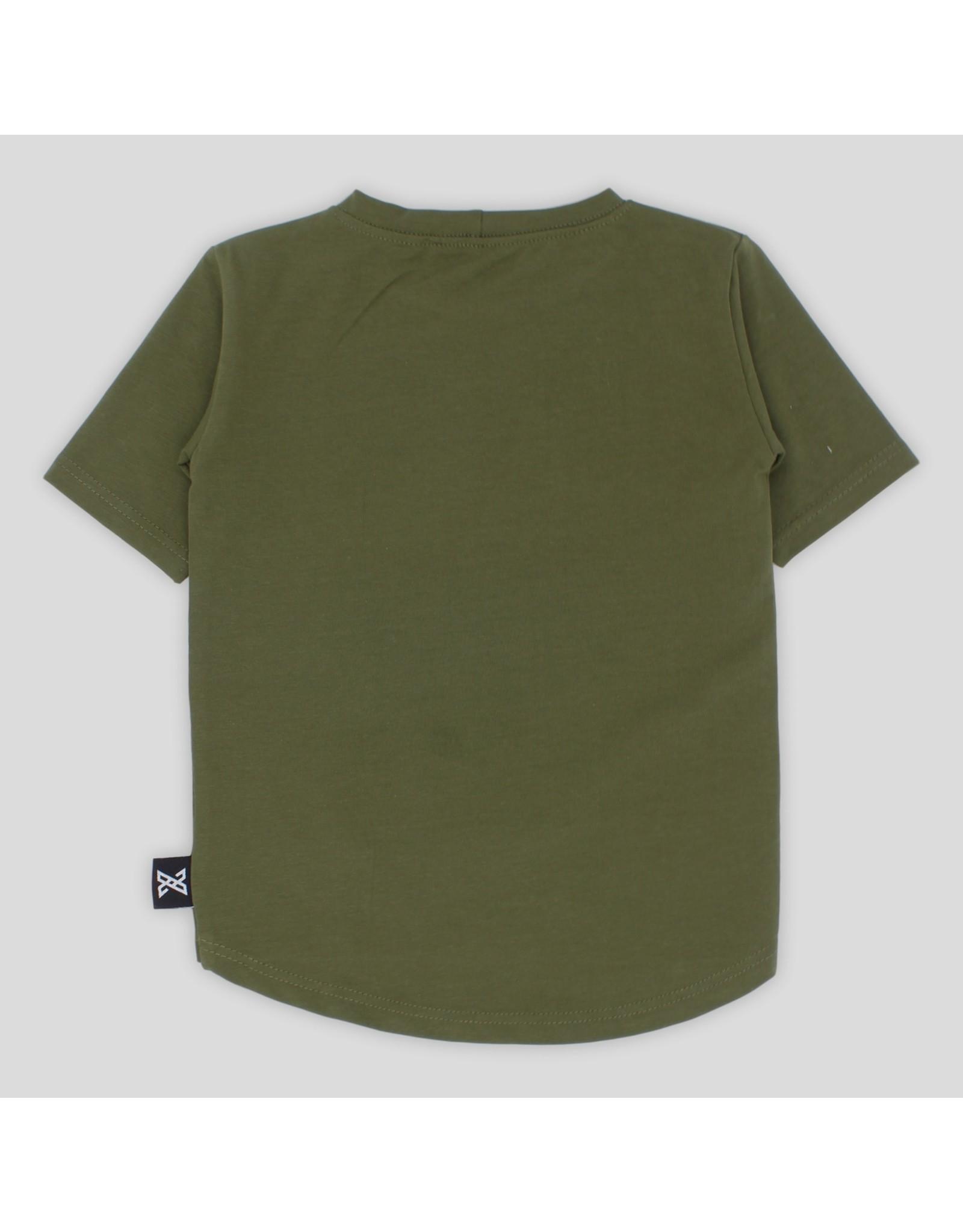 By Xavi By Xavi T-shirt Infinity Army