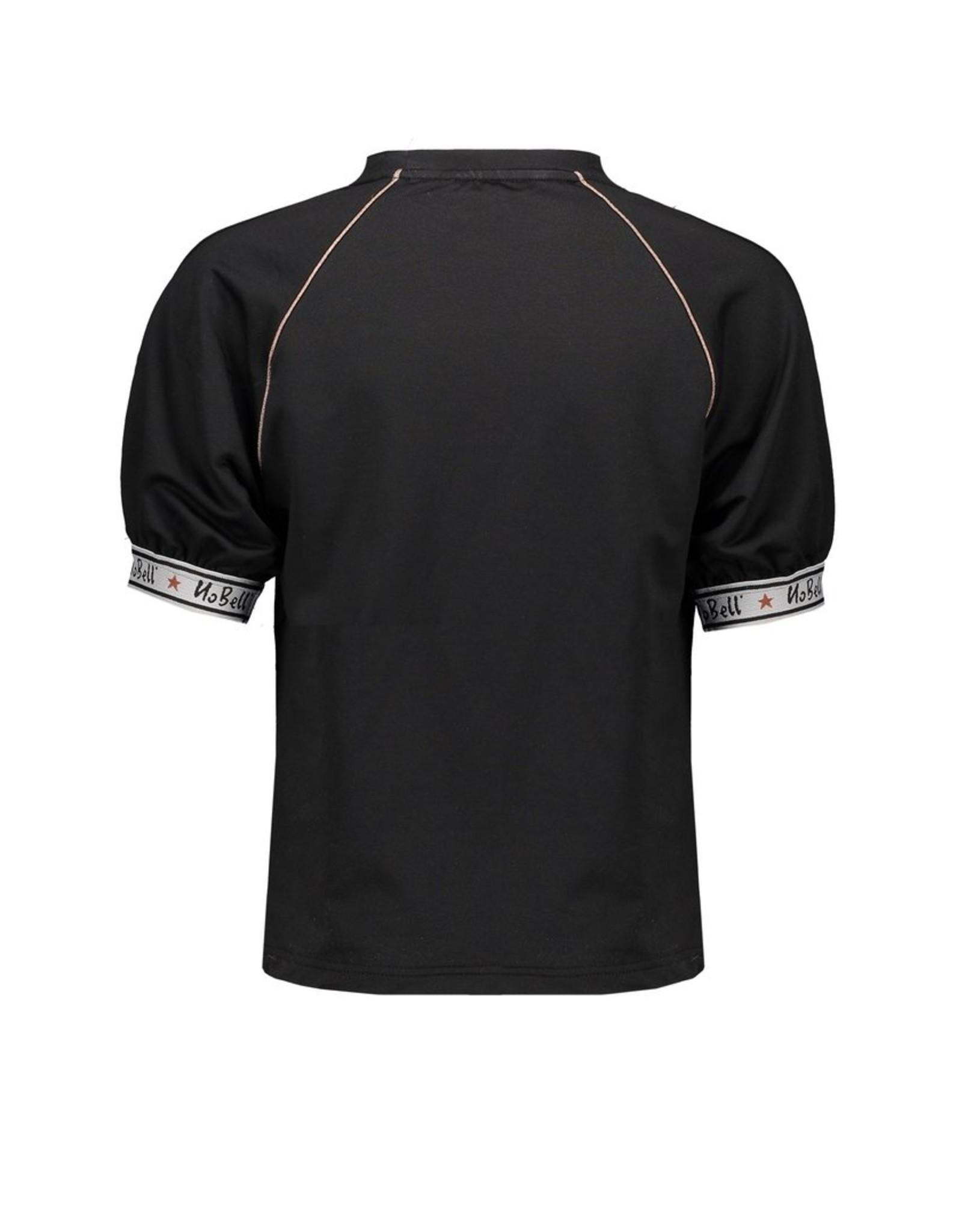 NoBell Nobell Kally Oversized Sweat With Raglan 3/4 Length Sleeve