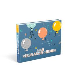Jep Verjaardagenboek Indigo