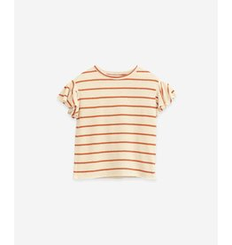 Play Up Play Up Striped T-shirt Anise