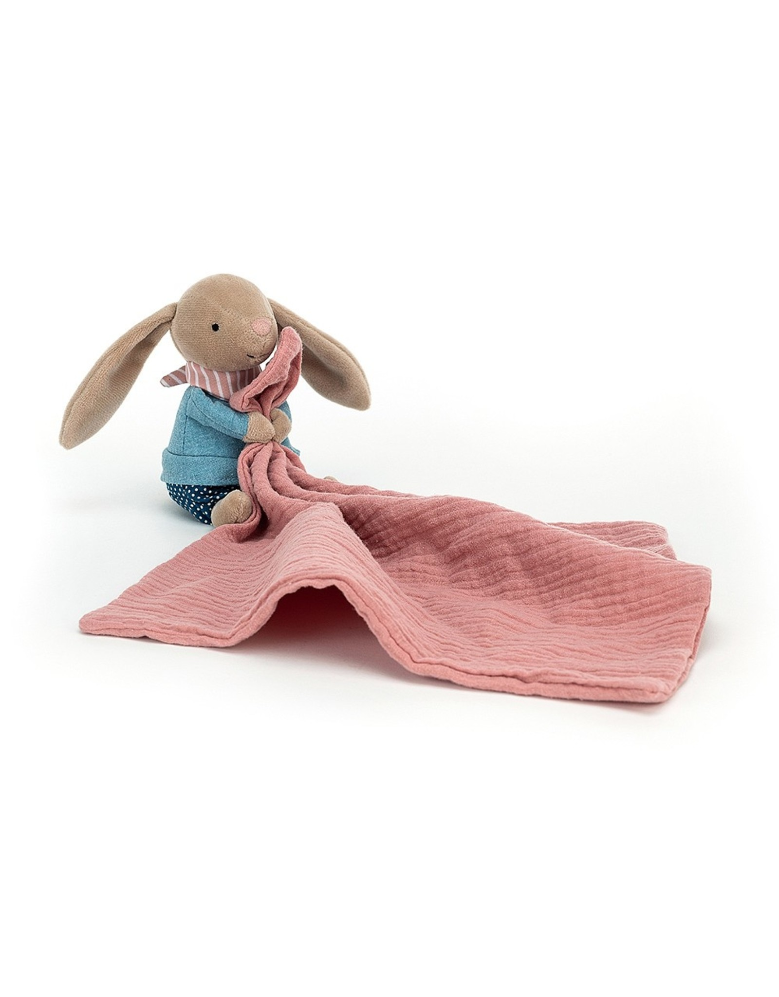 Jellycat Jellycat Little Rambler Bunny Soother