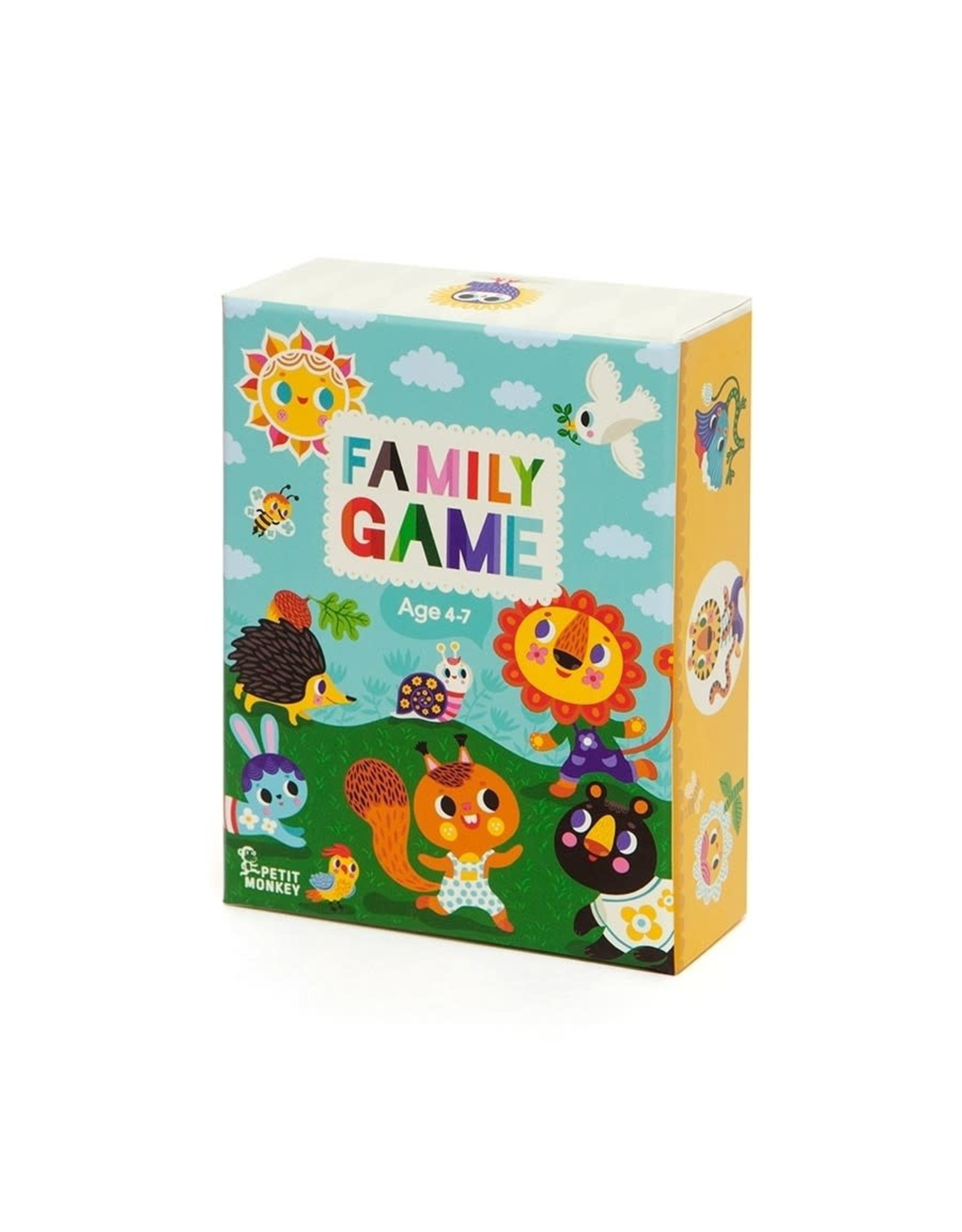 Petit Monkey Petit Monkey Family Game 4-7yrs