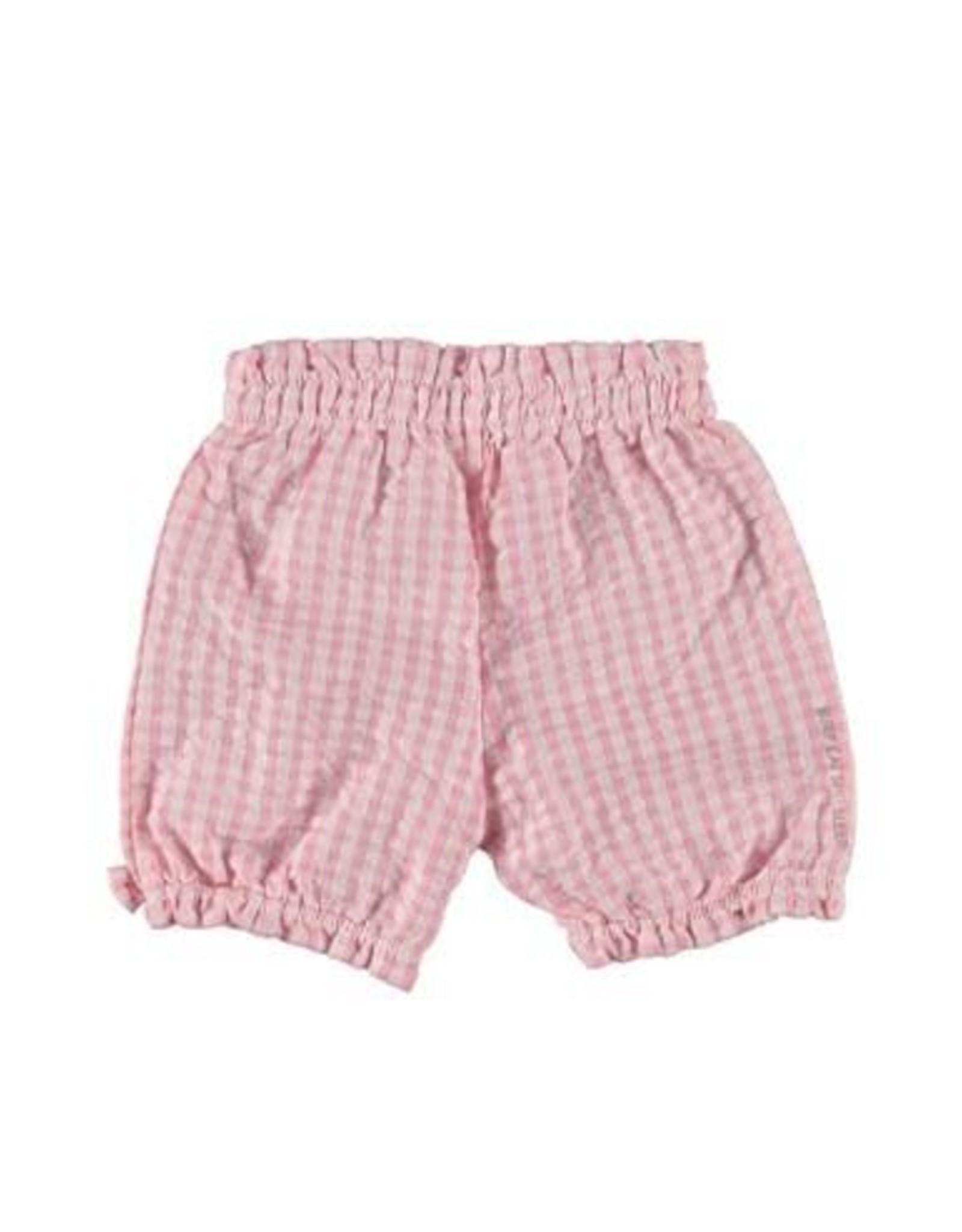 BESS Bess Shorts Vichy Pink