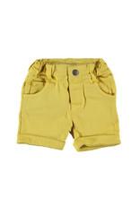 BESS Bess Short Denim Yellow