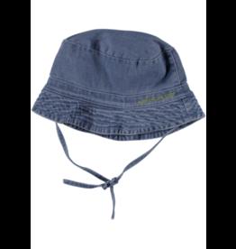 BESS Bess Sun Hat Light Denim Size one