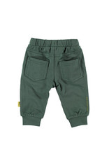 BESS Bess Pants Knee Stripes Green
