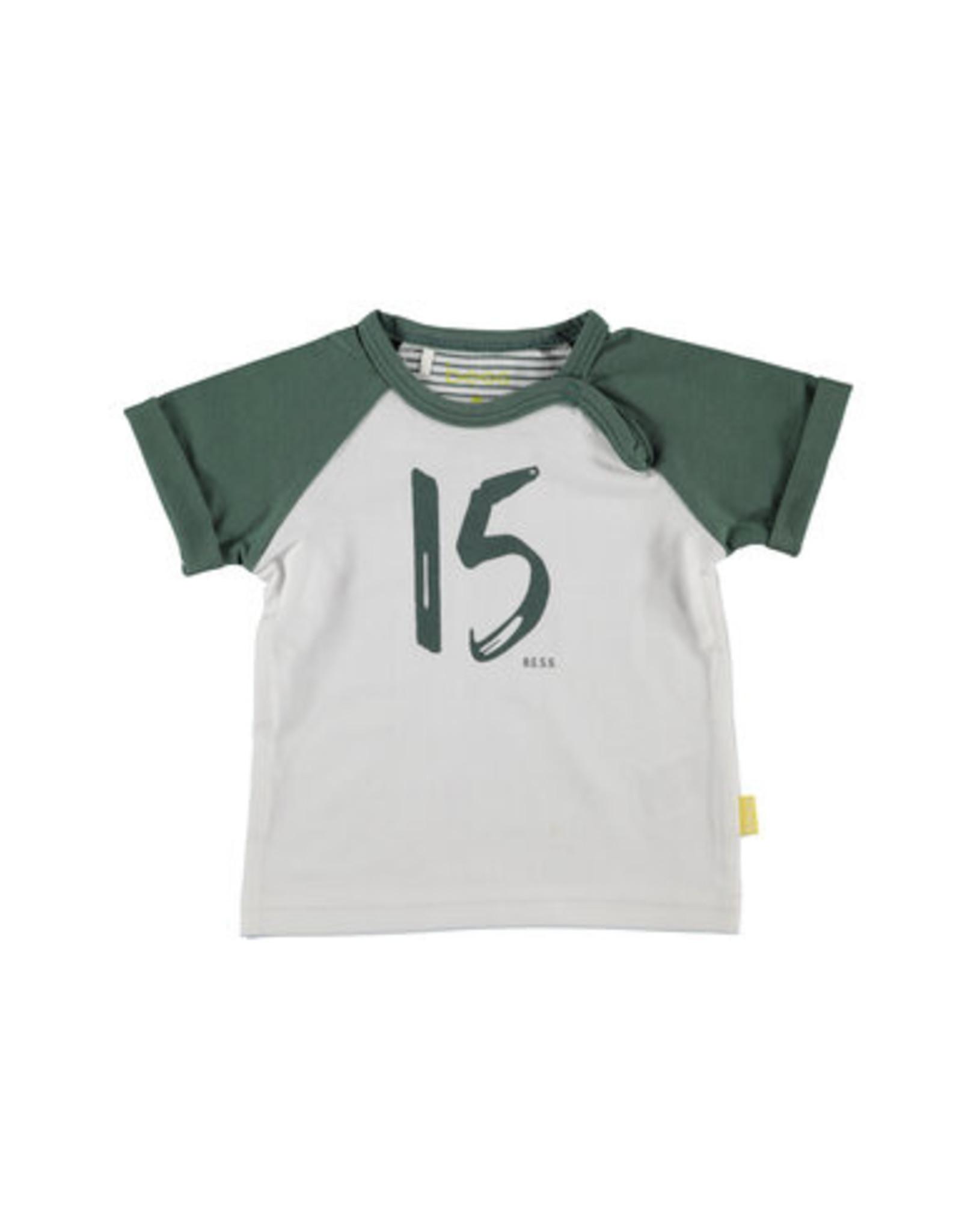 BESS Bess T-shirt White sh.sl. 15