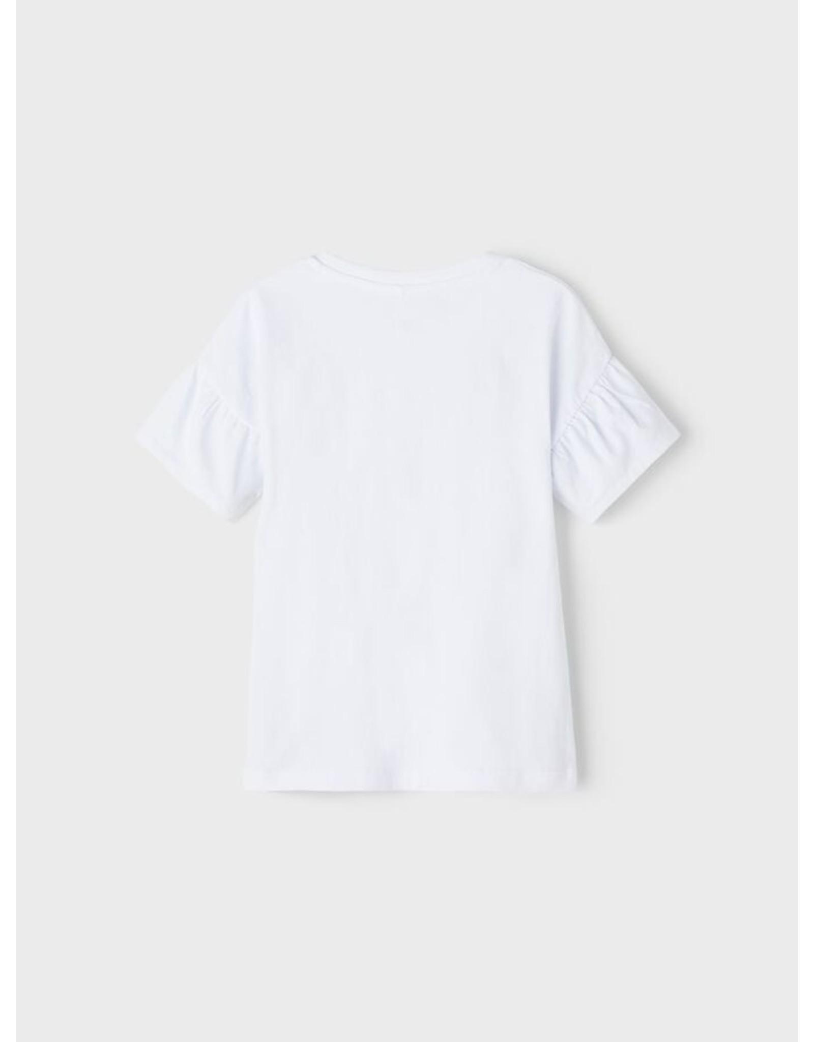 Name IT Name it Top Bright White