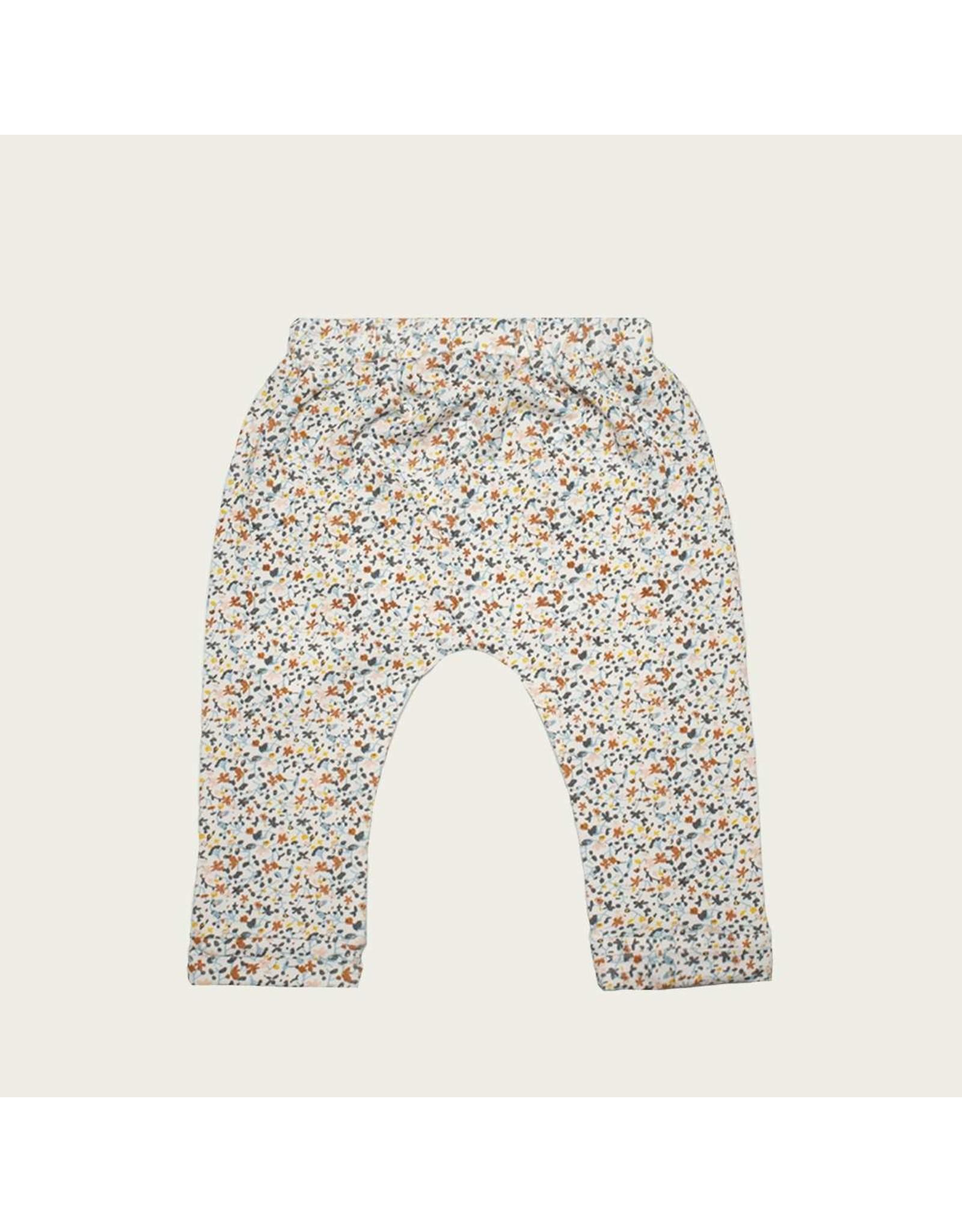 Moodstreet Petit Moodstreet PETIT AOP Pants Flower Mix