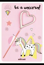 Wondercandle Wondercandle Mini Wondercard Be a unicorn!