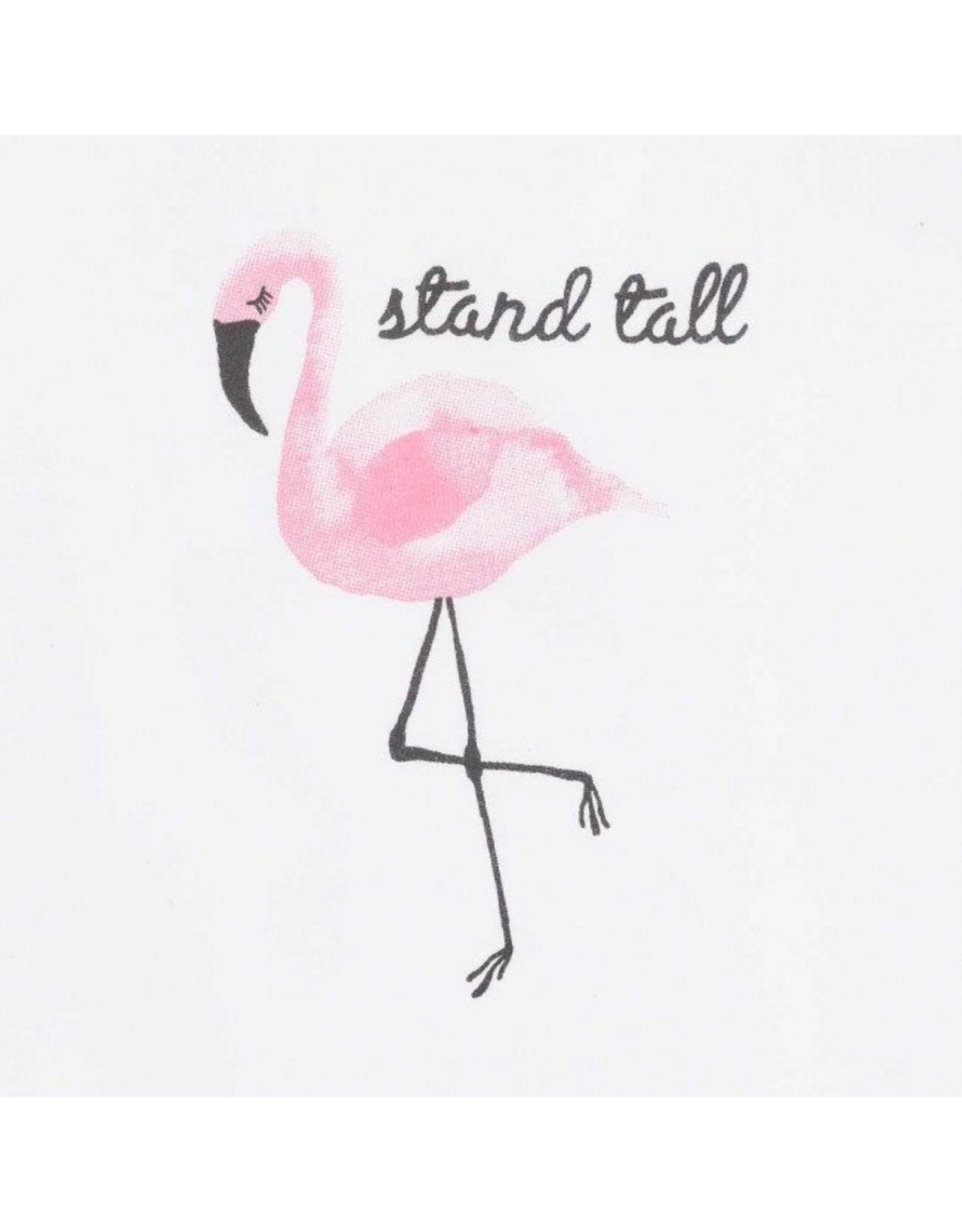 Jollein Jollein Kado Romper Mouwloos Flamingo Maat 62-68
