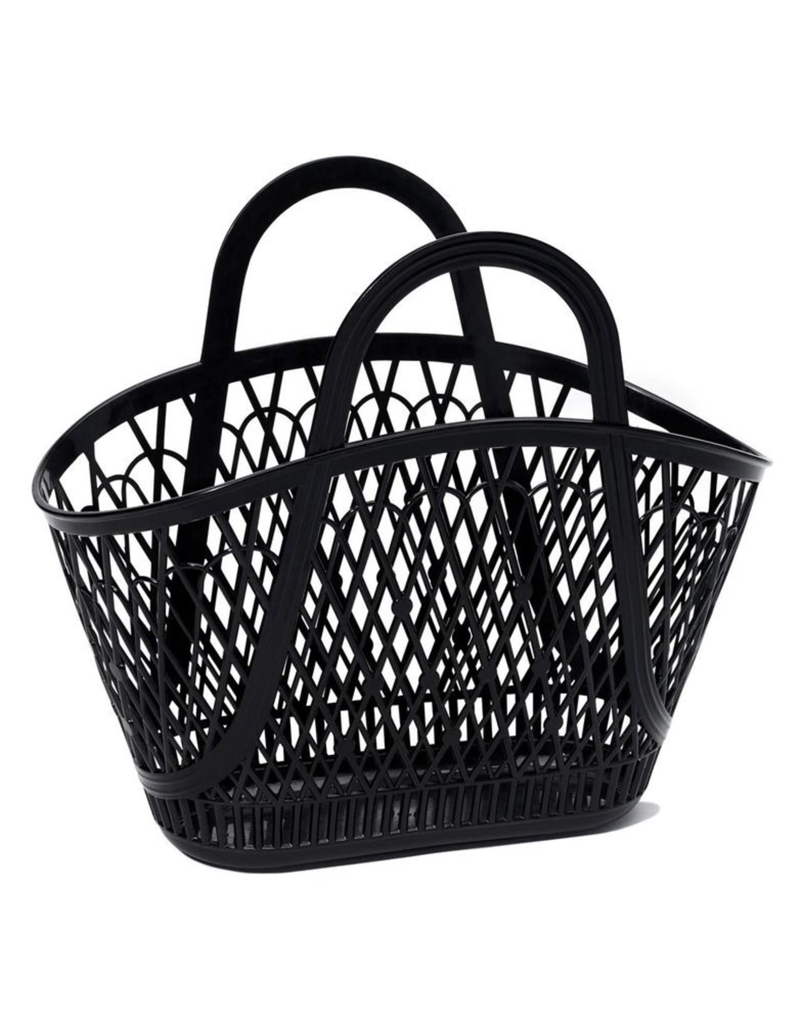 Sunjellies Sunjellies Betty Basket - Black
