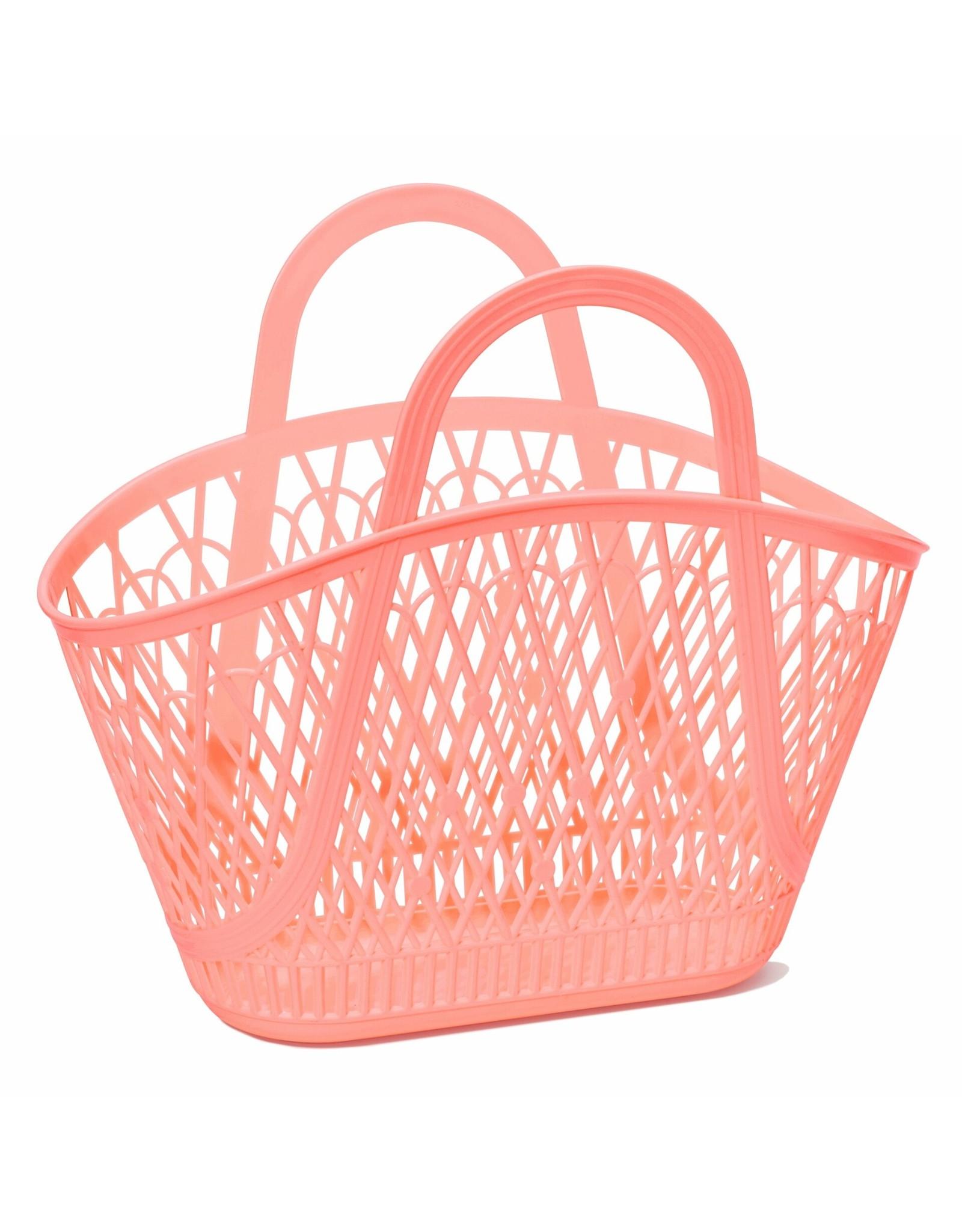 Sunjellies Sunjellies Betty Basket - Peach