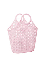 Sunjellies Sunjellies Atomic Tote Basket - Pink