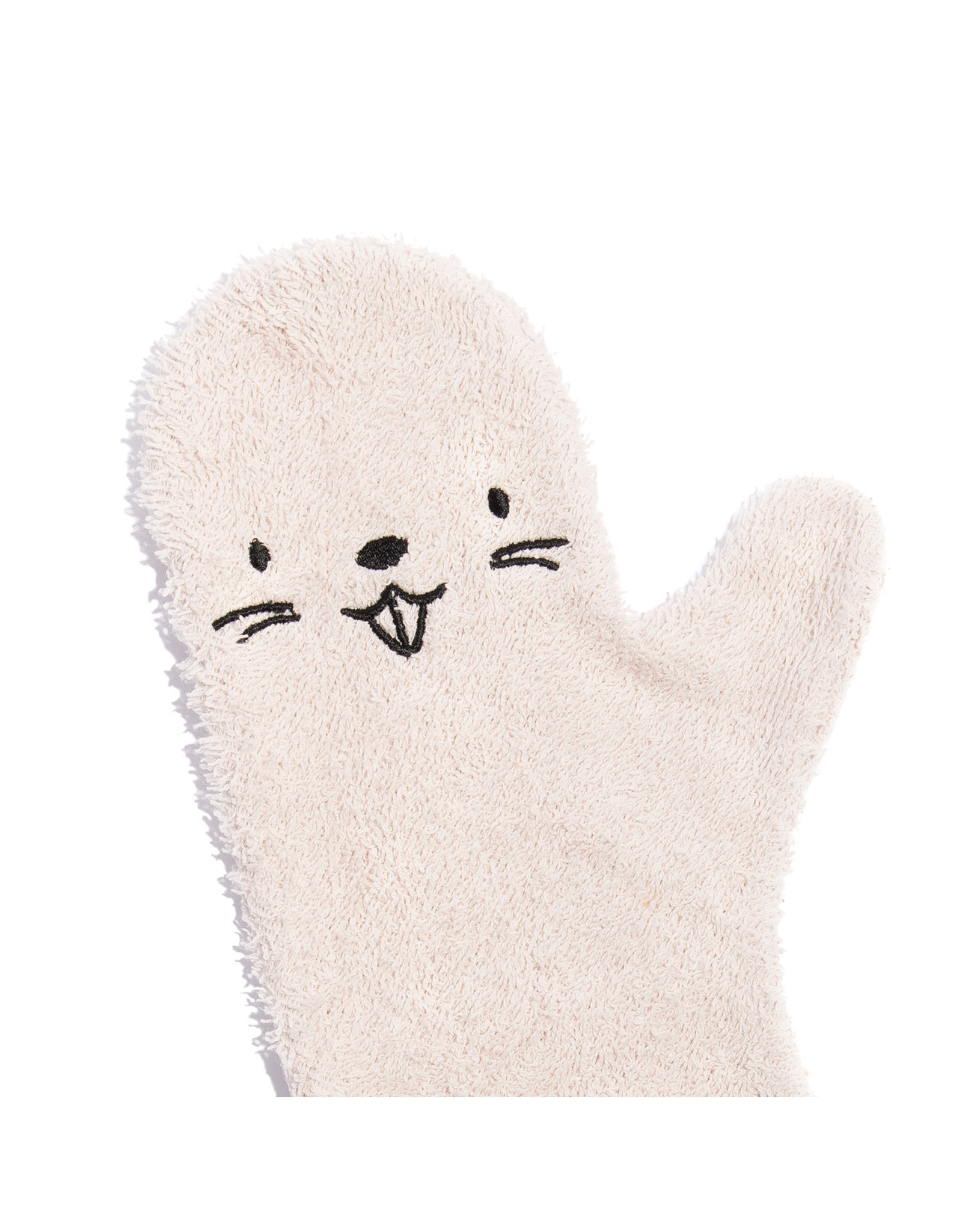 Invented for Kids Baby Showerglove Pink Beaver