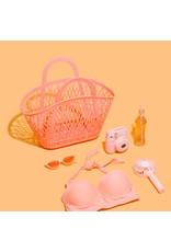 Sunjellies Sunjellies Betty Basket - Pink