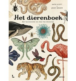 harlekijn Het Dierenboek 6+