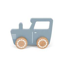 Little Dutch Little Dutch Houten Tractor
