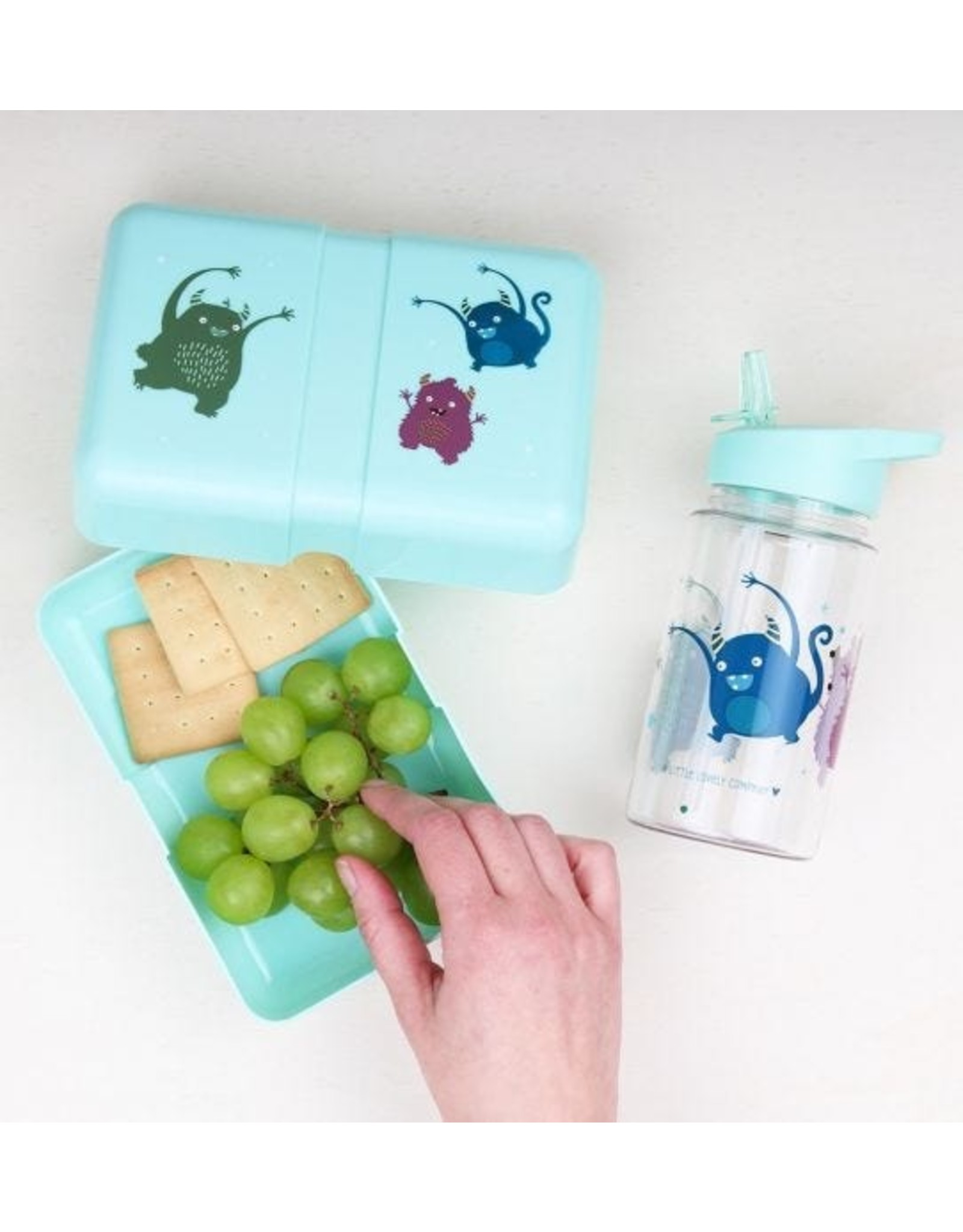 A little lovely company A Little Lovely Company Lunchbox Monsters