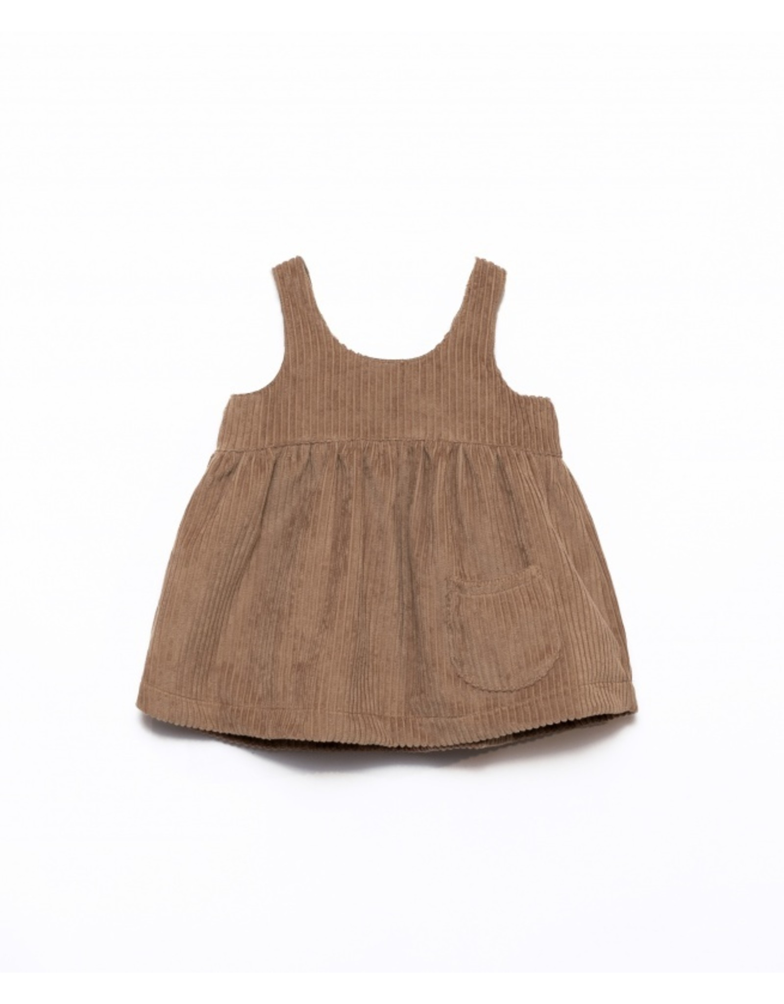 Play Up Play Up Corduroy Dress Paper