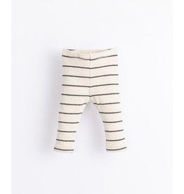 Play Up Play Up Striped Jersey Leggings Home