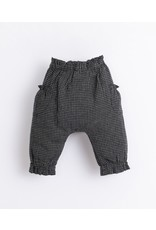 Play Up Play Up Vichy Woven Trousers Frame