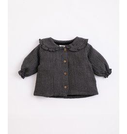 Play Up Play Up Vichy Woven Tunic Frame