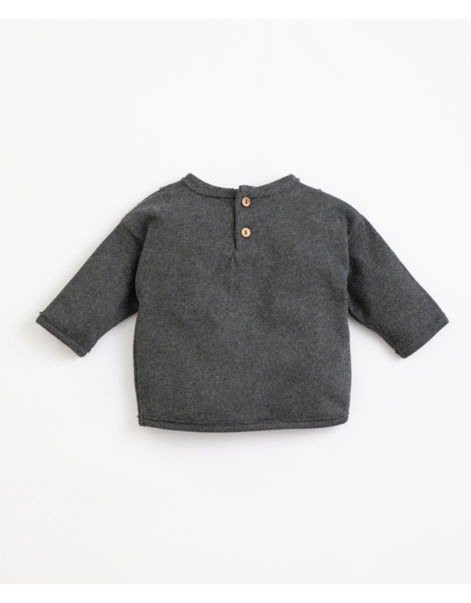 Play Up Play Up Jersey Sweater Frame Melange
