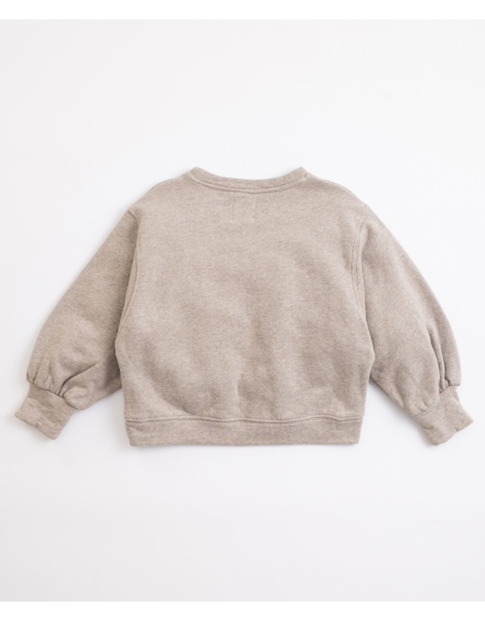 Play Up Play Up Freece Sweater Simplicity Melange
