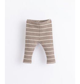 Play Up Play Up Farme Striped  Jersey Legging