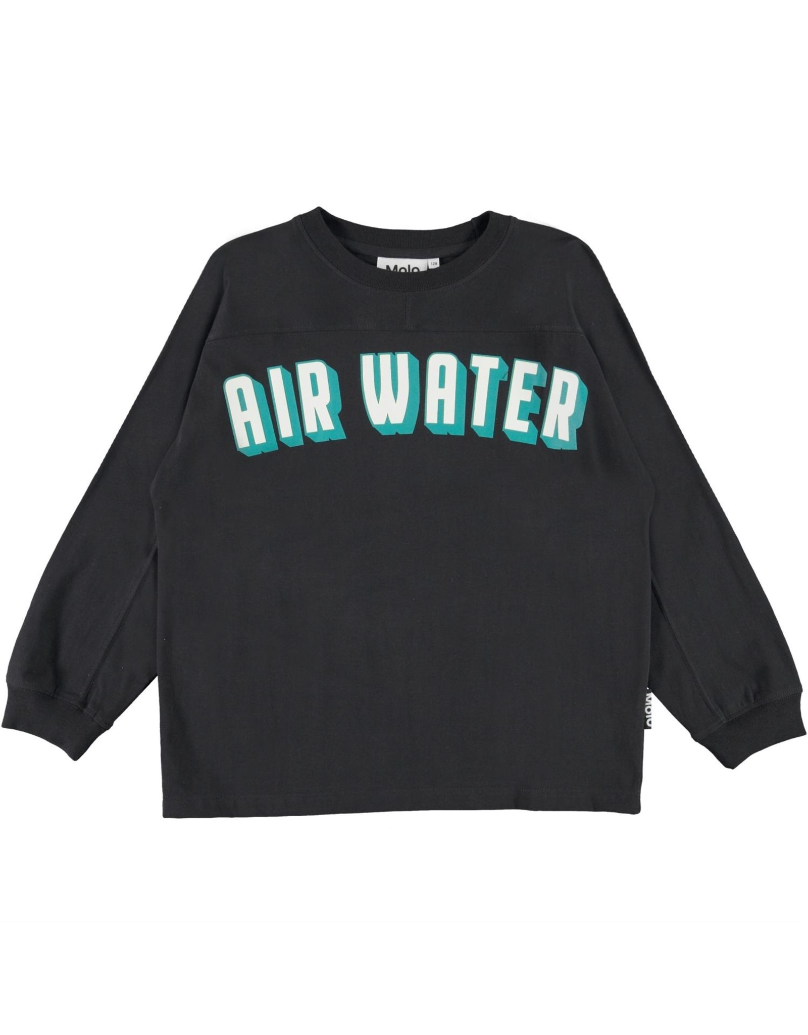 Molo Molo Rhon Sweater T-shirt Black