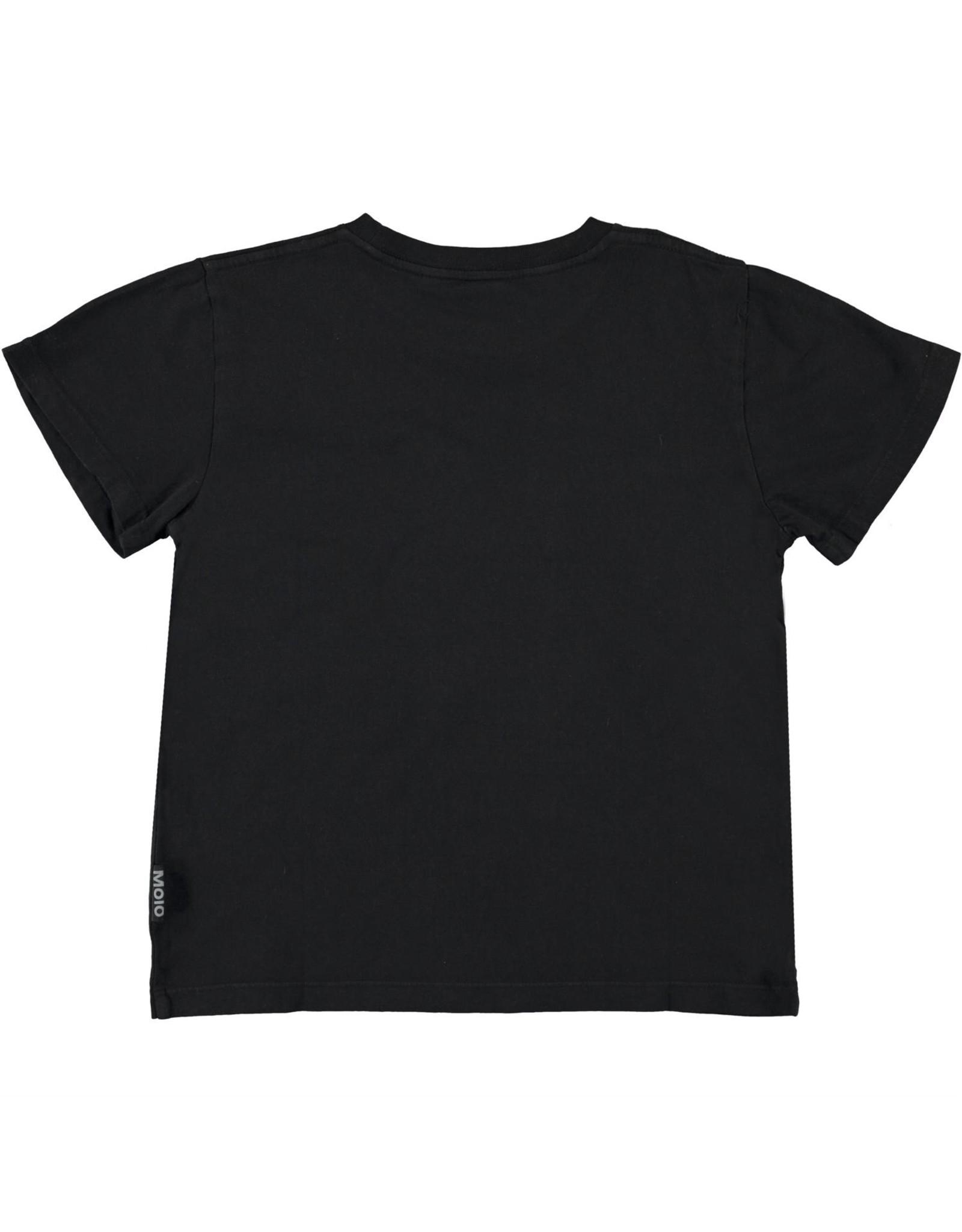 Molo Molo T-shirt Rame black