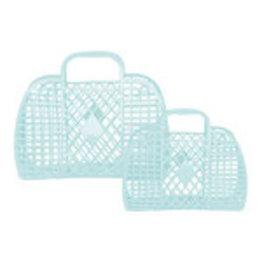 Sunjellies Sunjellies Retro Basket Blue