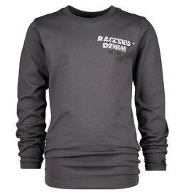Raizzed Raizzed T-shirt Jupiter Metal Grey