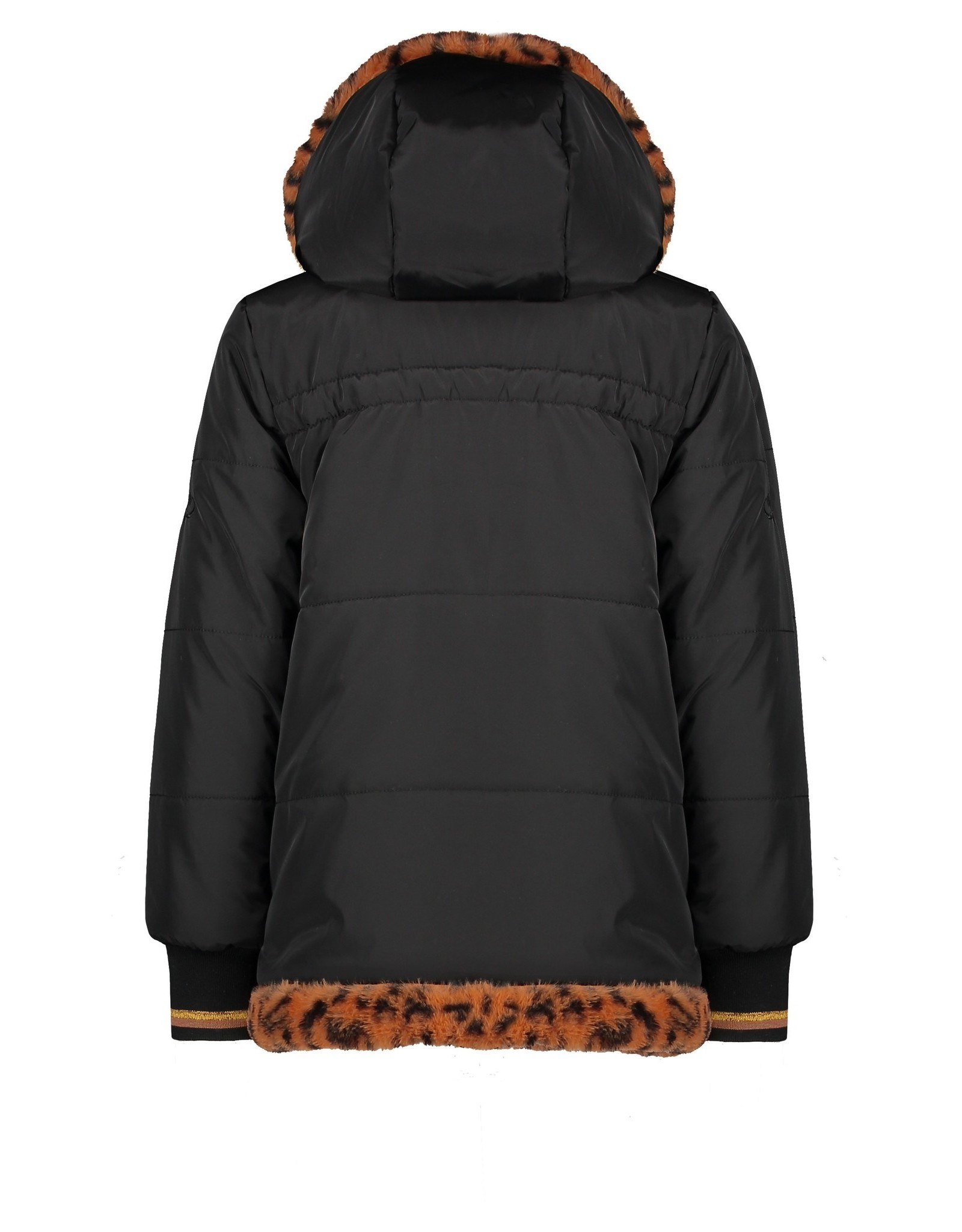NONO NoNo Bay Mid Long Reversible Hooded A-line Jacket