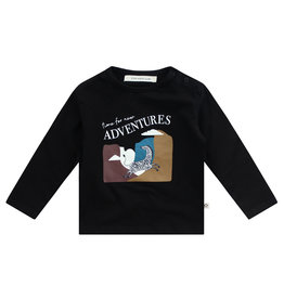 Your Wishes Your Wishes Longsleeve Adventures Benson Black