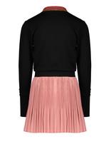 NONO NoNo Mayla Combi Dress Top + Plissee Ruby