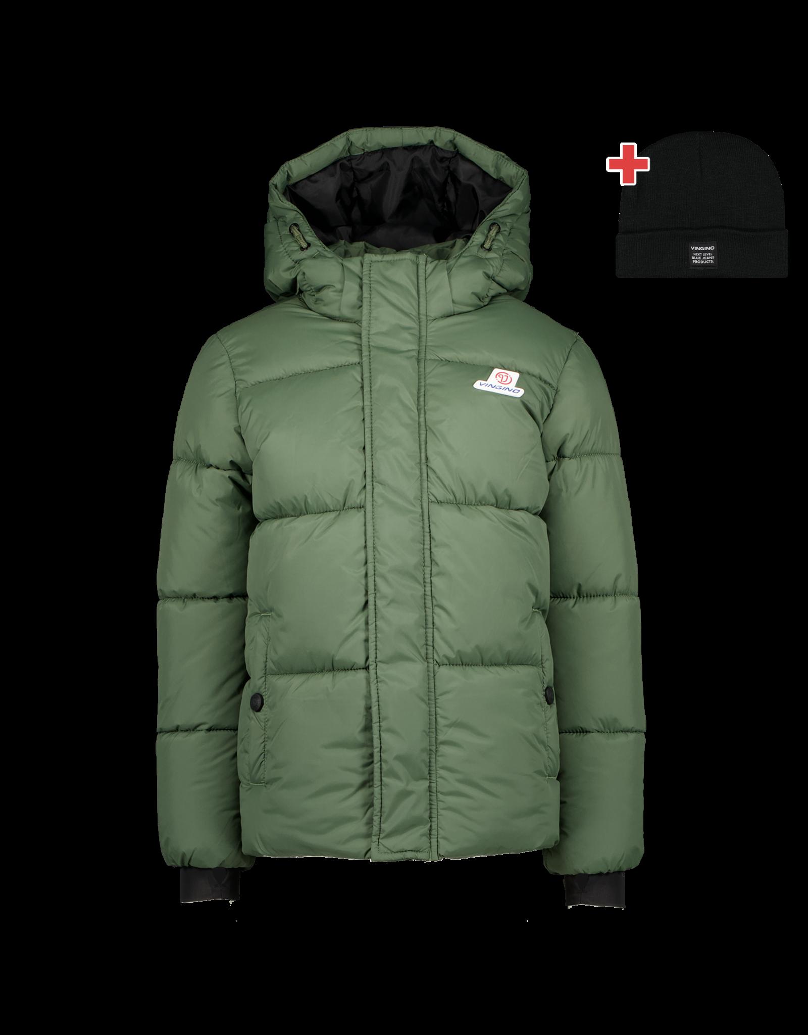 Vingino Vingino Jacket Outdoor Tian Proud Army