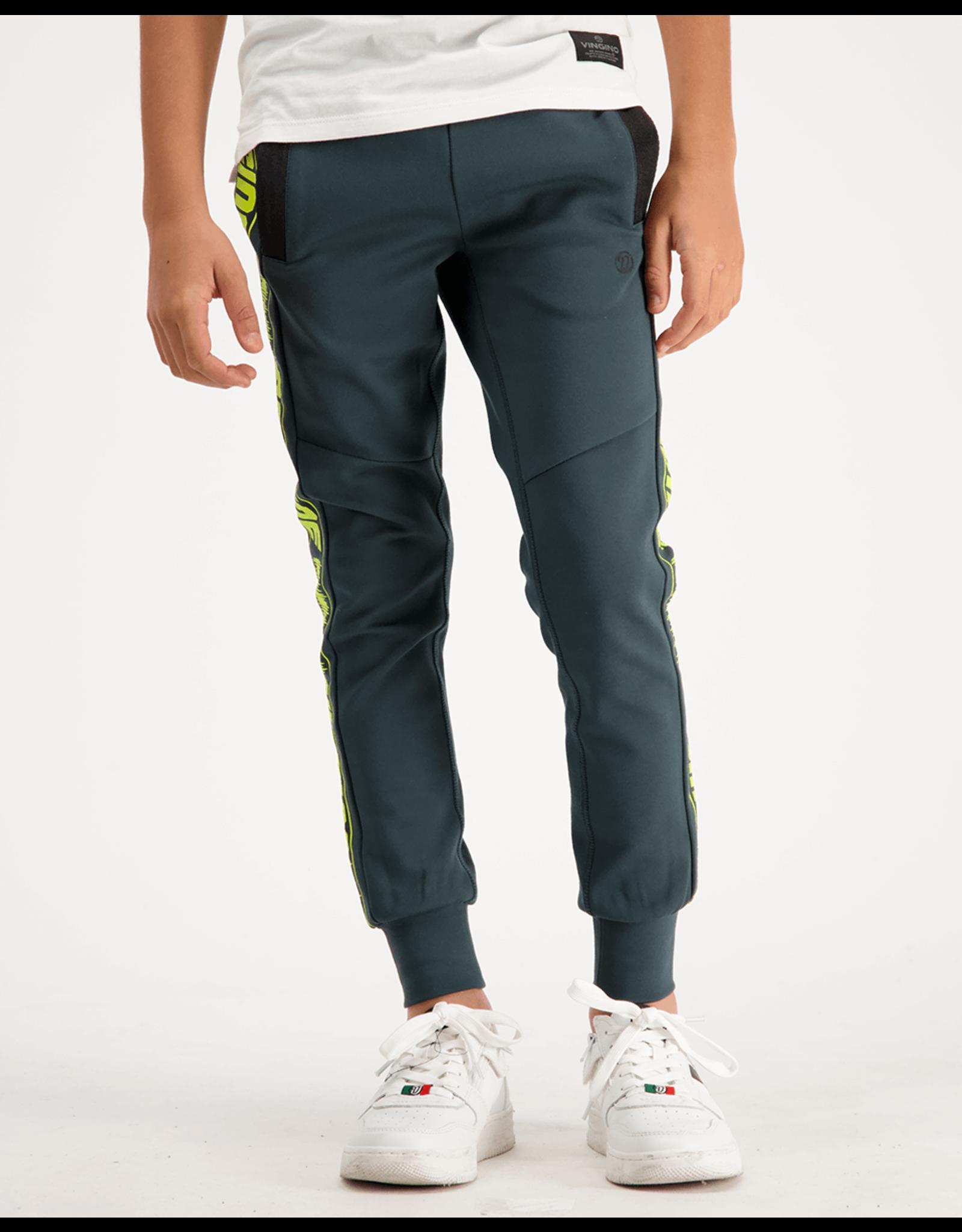 Vingino Vingino Pants Solov Steel Green