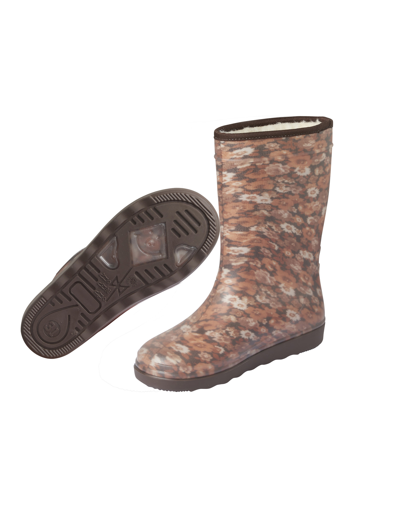 EN FANT En Fant Thermo Boots Print Chestnut