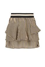 Street Called Madison Street Called Madison Luna Viscone Skirt MARIN Stripe