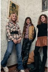 Street Called Madison Street Called Madison Hooded Sweater Fancy Ribbing YES SIR MV
