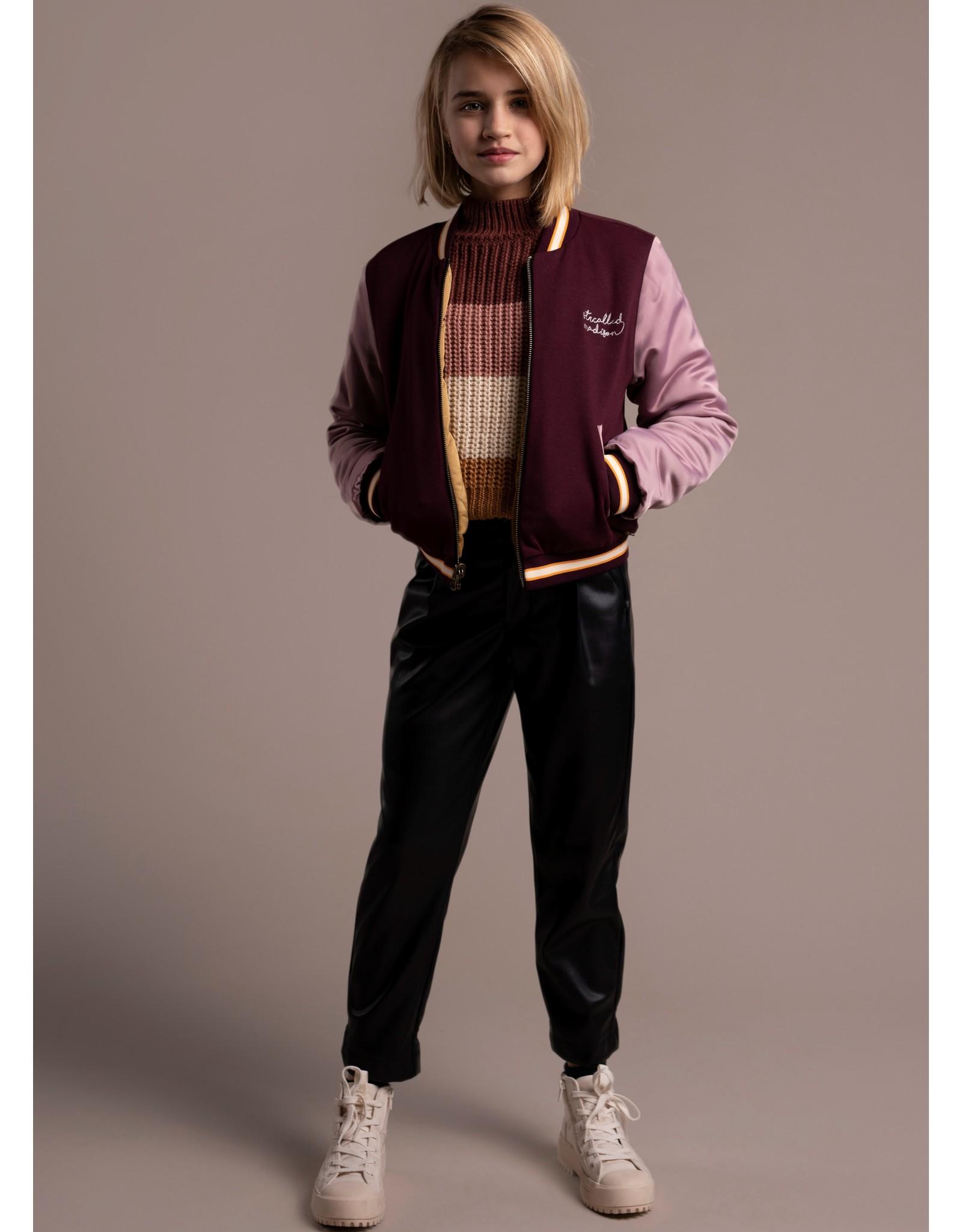 Street Called Madison Street Called Madison Luna Colourblock Knit Sweater ARIA